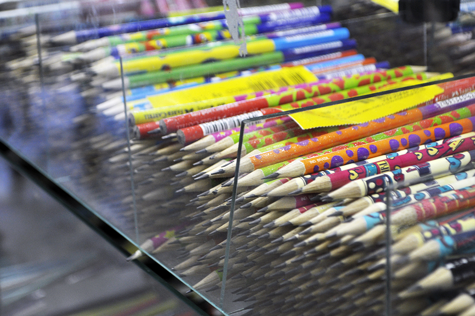 Curiosidade: Você conhece a história do lápis?