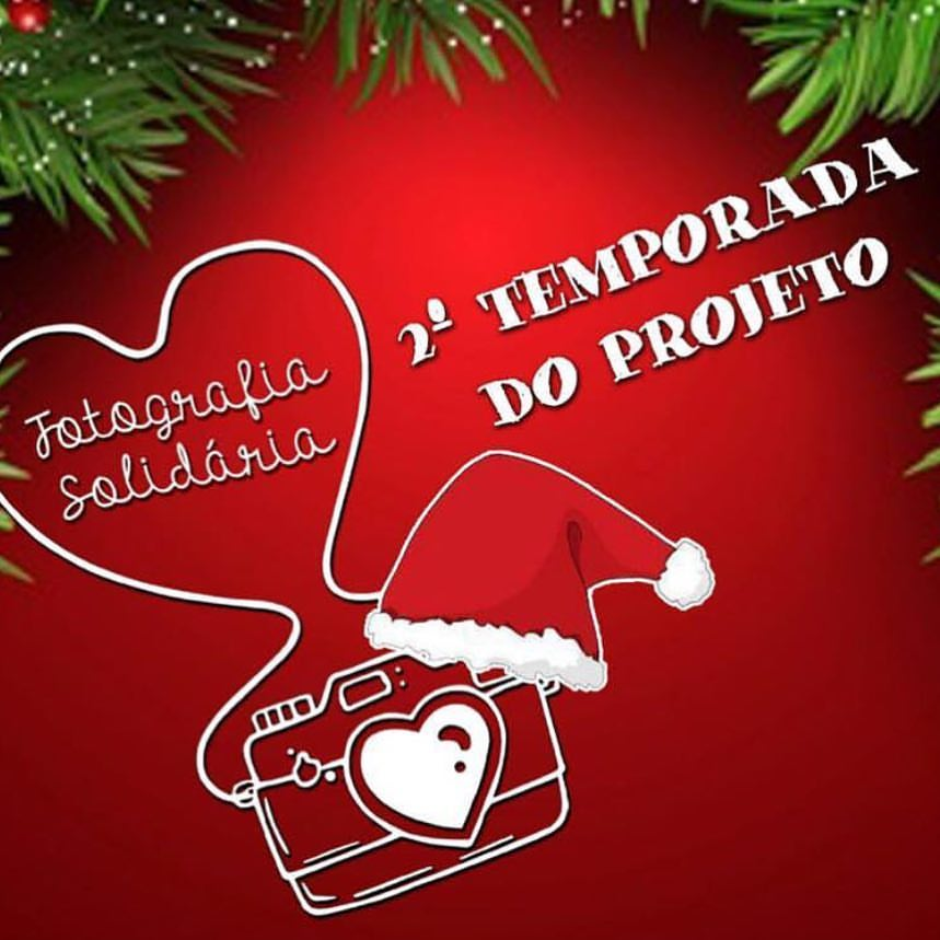 Shoppingráfica se torna parceira do Projeto Fotografia Solidária. Saiba como participar.